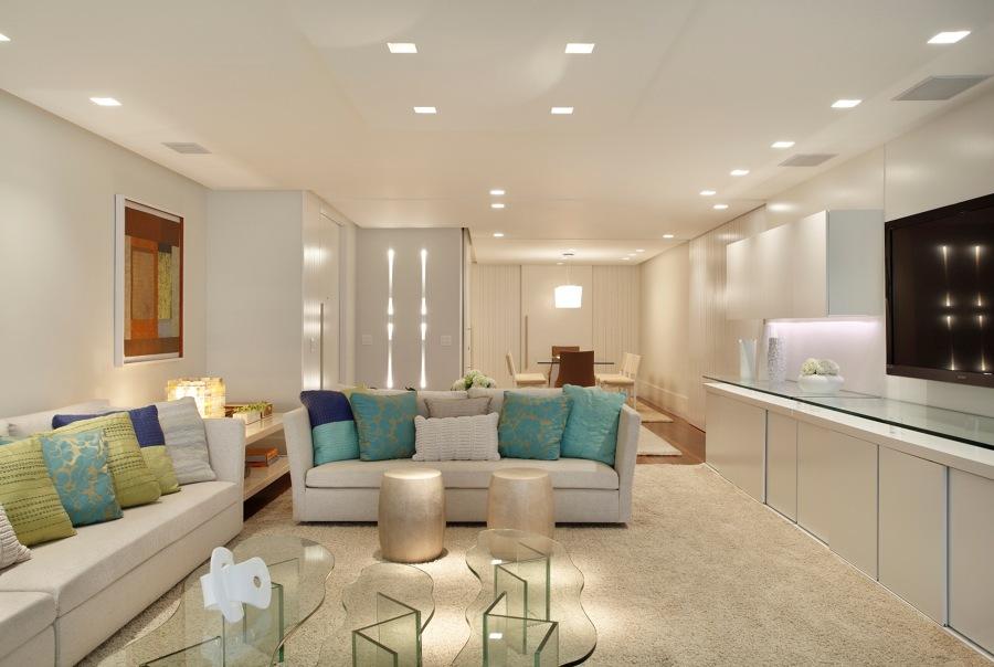 Valorize sua sala com uma boa iluminação  SmartTouch