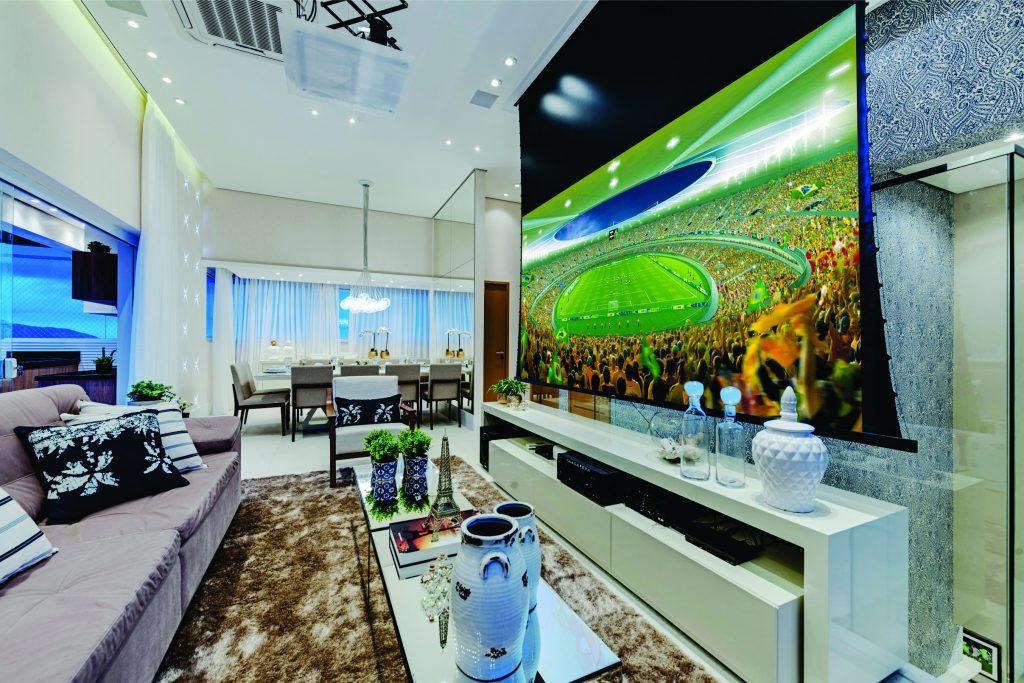 Prepare sua sala de tv para a Copa do Mundo da Rússia com um bom home theater
