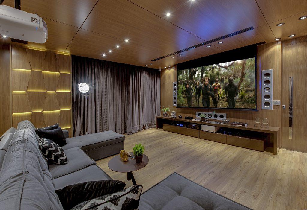 Soundbar ou Home Theater