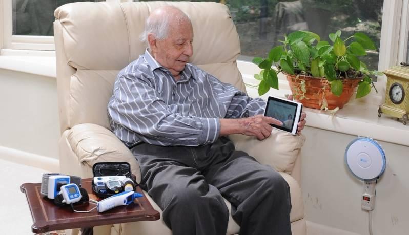 Benefícios da automação residencial para idosos