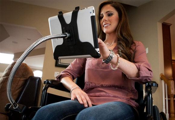 Automação residencial para deficientes físicos com Portas automatizadas