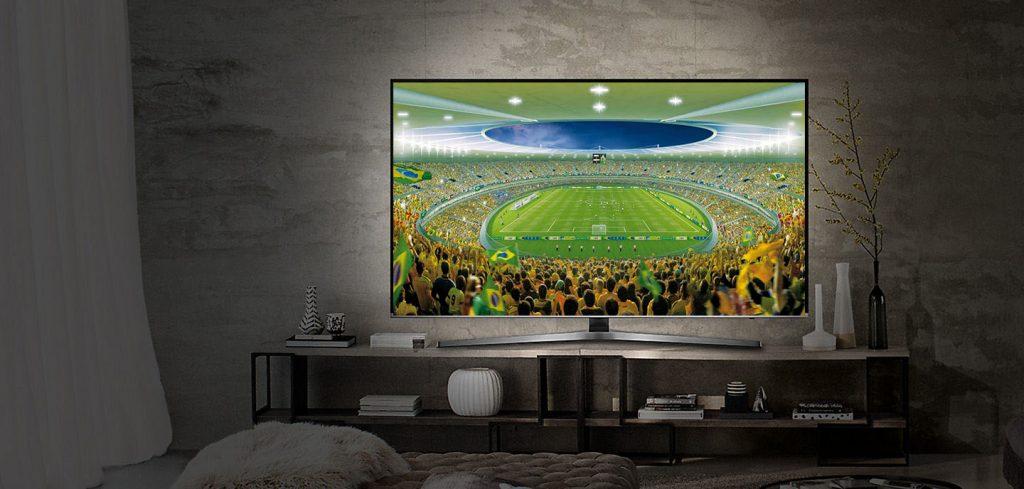 Qual a melhor TV para assistir a Copa do Mundo