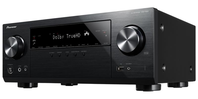 Sistema Home Theater 5.1 daPioneer é um excelente sistema de som