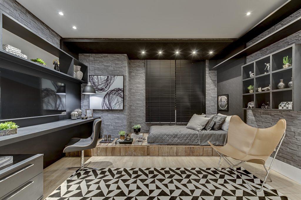 Automação residencial - iluminação quarto