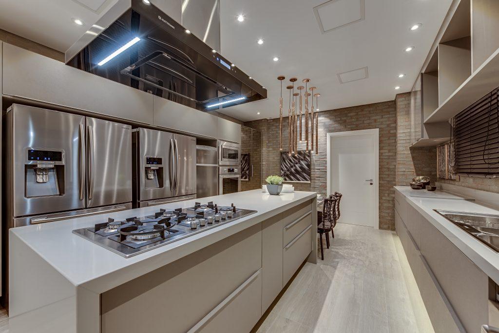 Automação residencial - iluminação cozinha