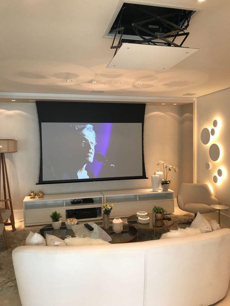 Home theater: como melhorar a acústica de sua sala