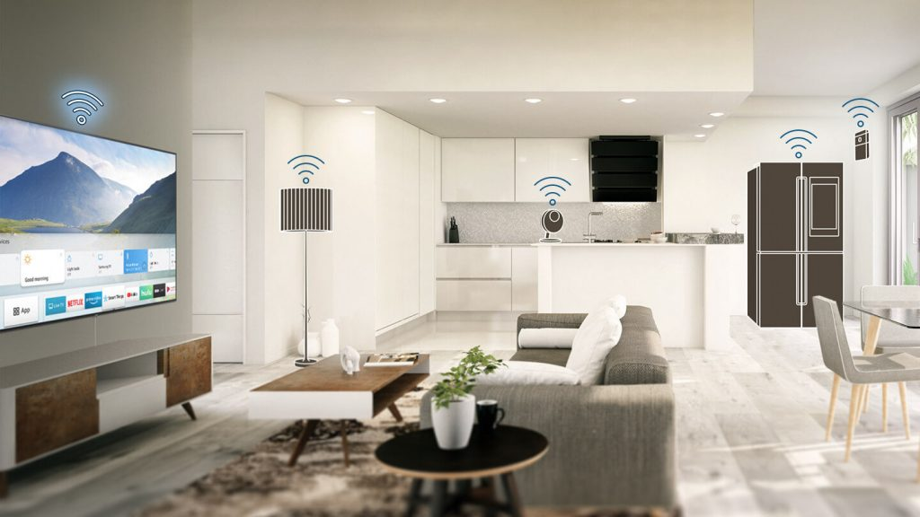 automação residencial beneficia a acessibilidade aos deficientes físicos