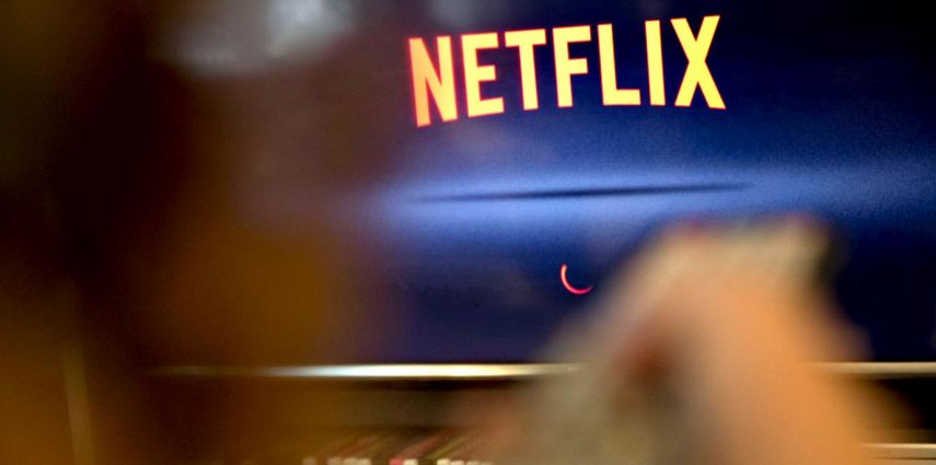 The Netflix Inc. app is displayed for a photograph on a television in Tiskilwa, Illinois, U.S., on Friday, July 8, 2016. Netflix is scheduled to report quarterly earnings on July 18. Photographer: Daniel Acker/Bloomberg