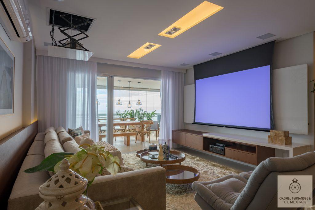 Como Criar Uma Sala Home Theater De Alta Definicao Smarttouch